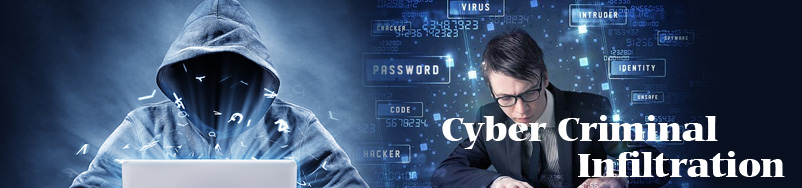 Cyber Criminal Infiltration