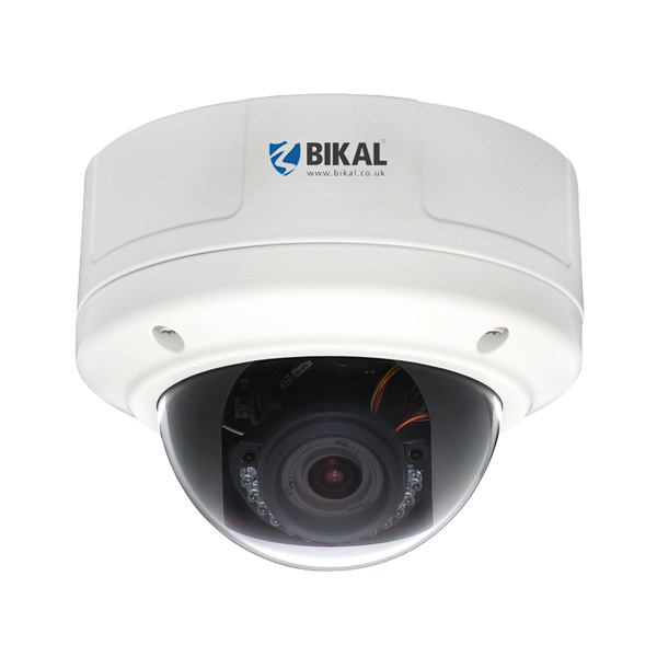 2 MP Vandal Dome WDR Network Camera